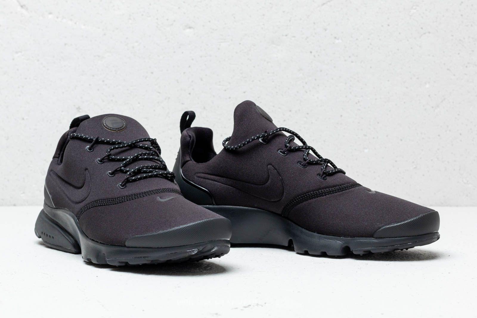best sneakers 99073 353d2 Nike Presto Fly SE Black Black at a great price 110 € buy at Footshop