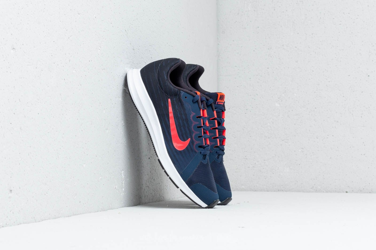new styles d5b0c f6a9b Nike Downshifter 8 (GS) Midnight Navy  Flash Crimson at a great price 51