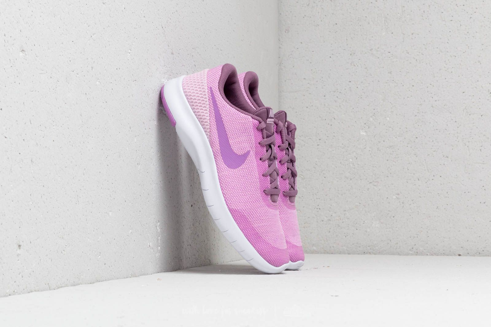 ec18fdb2dbca Nike Flex Experience Run 7 (GS) Light Arctic Pink  Fuchsia Glow at a