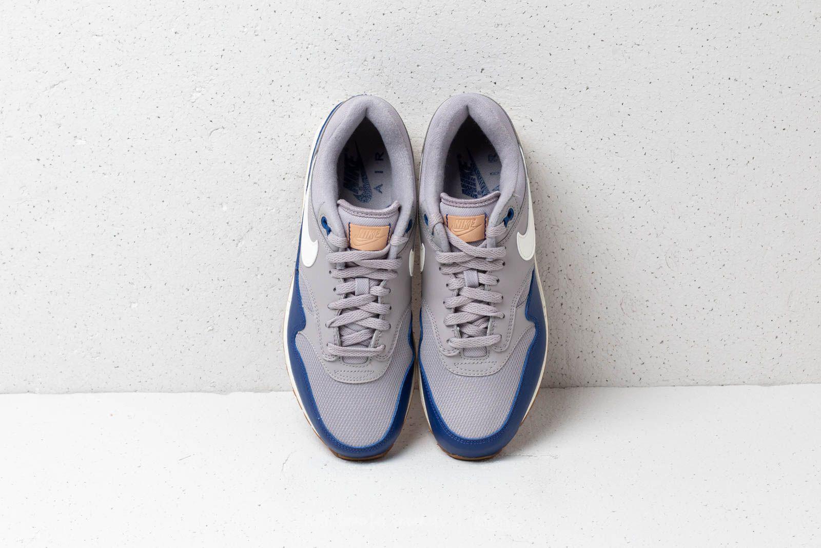 Nike Air Max 1 Atmosphere Grey  Sail at a great price 136 € buy at d0649ca4d