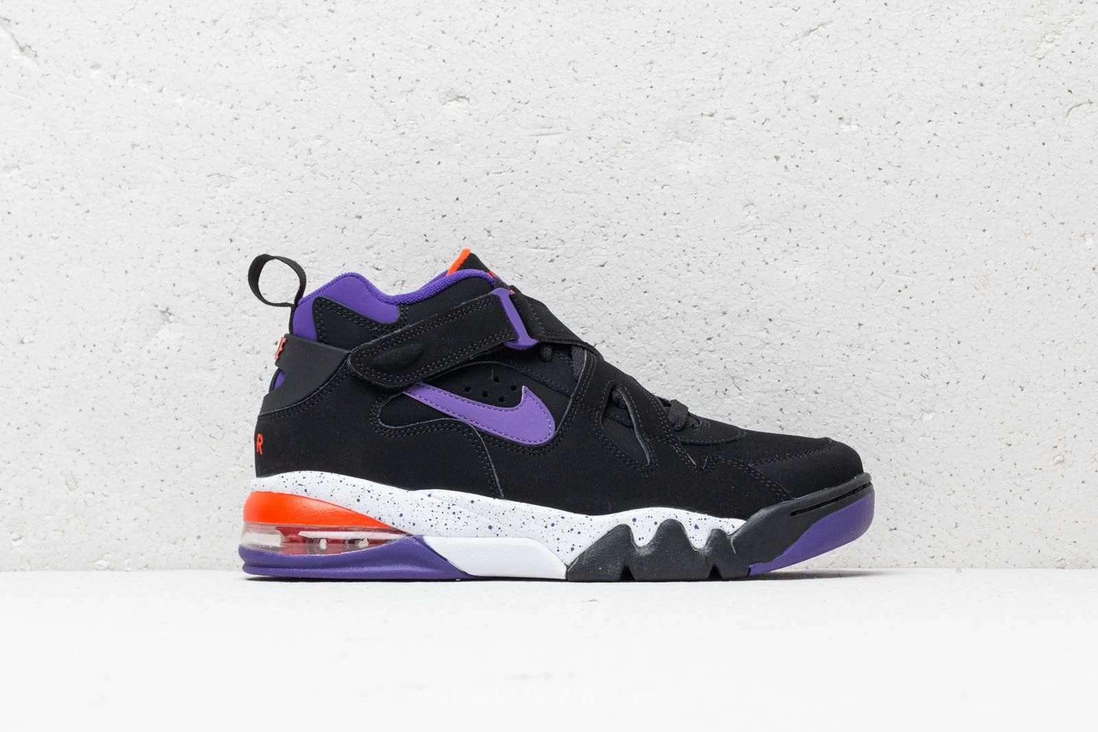 b865ccca7cfd Nike Air Force Max CB Black  Court Purple-Team Orange at a great price