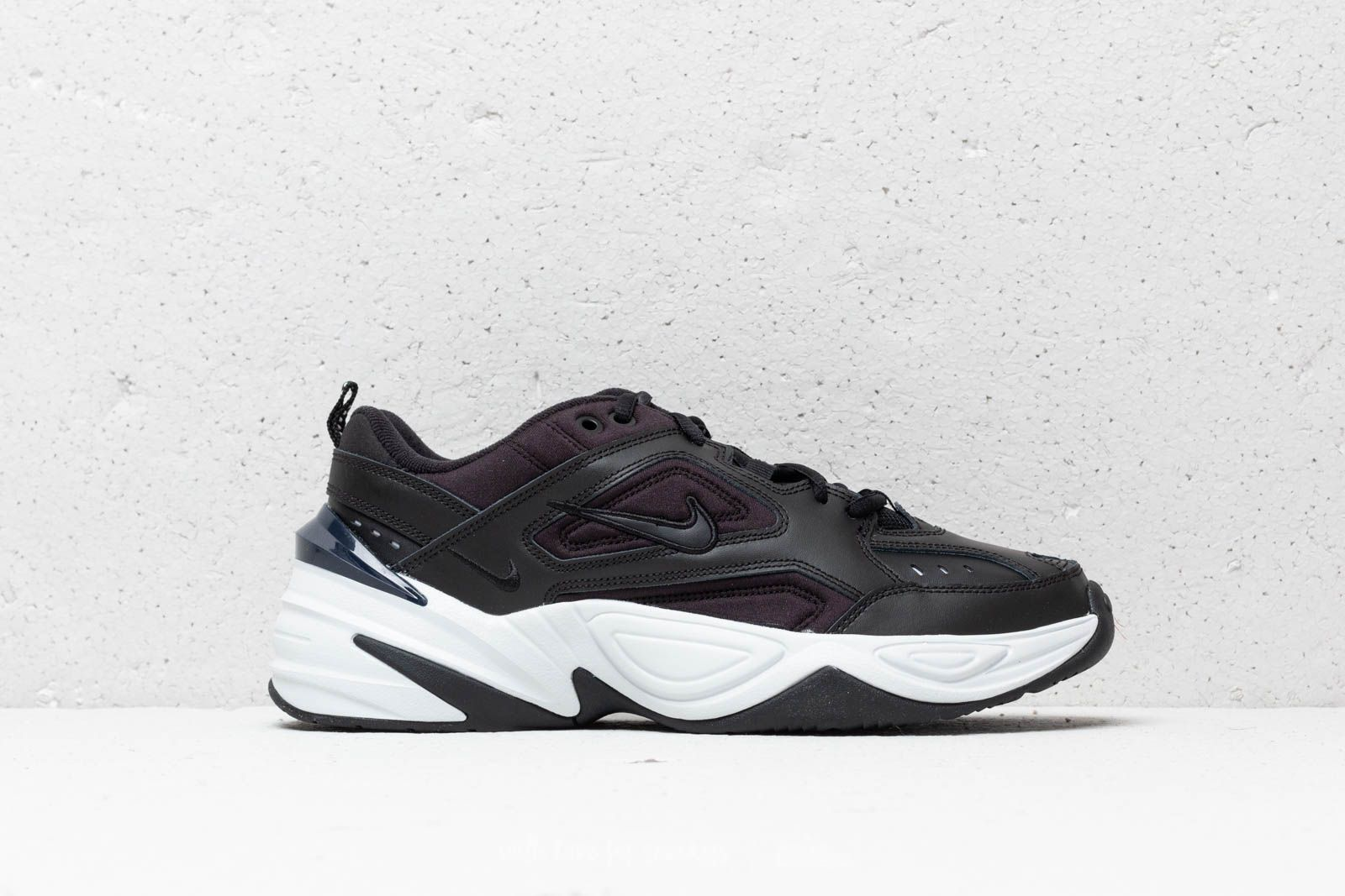 check out 009f7 f18f3 Nike M2K Tekno Black  Black-Off White-Obsidian at a great price 99