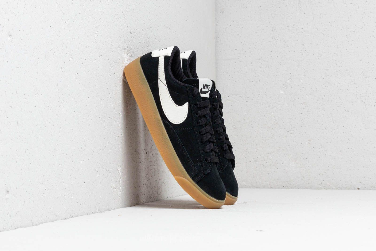Nike W Blazer Low SD Black/ Black-Sail at a great price 62 € buy at Footshop