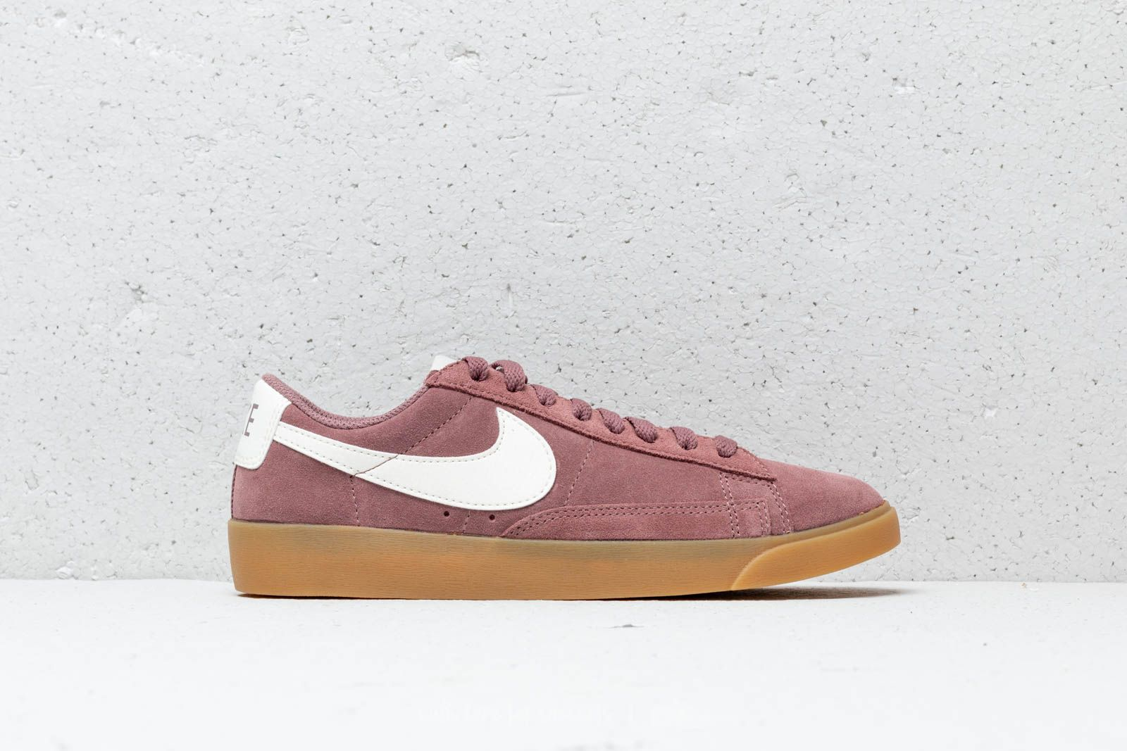wholesale dealer 8884f 80bfa Nike W Blazer Low SD Smokey Mauve/ Smokey Mauve-Sail | Footshop