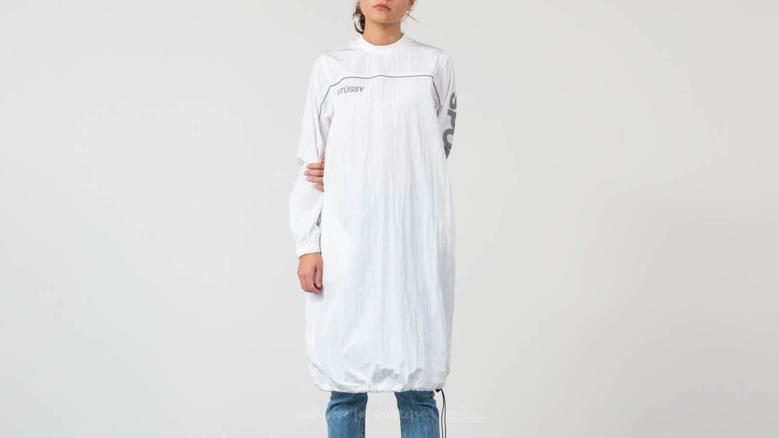 Stüssy Naya Track Dress White za skvělou cenu 2 604 Kč koupíte na Footshop.cz