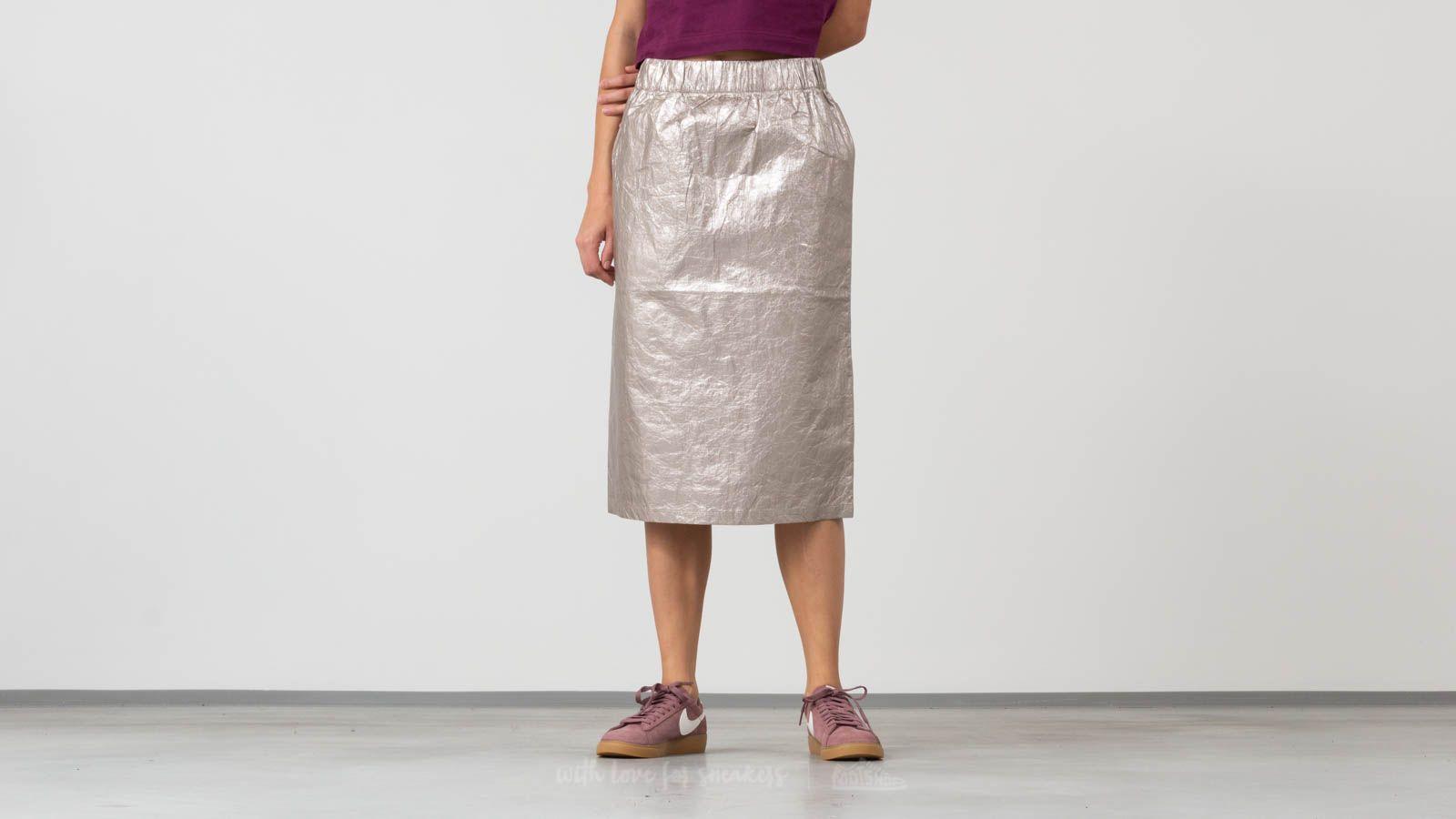 Stüssy Vera Bag Skirt Silver za skvělou cenu 1 674 Kč koupíte na Footshop.cz
