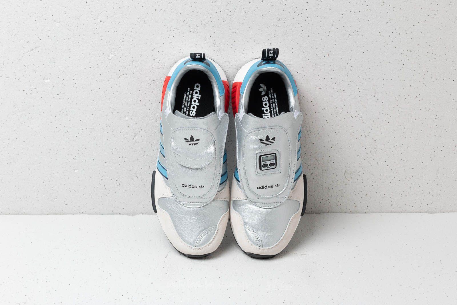 Ftw WhiteFootshop Metallic Blue Light Micropacer X Silver Adidas R1 8nwN0m