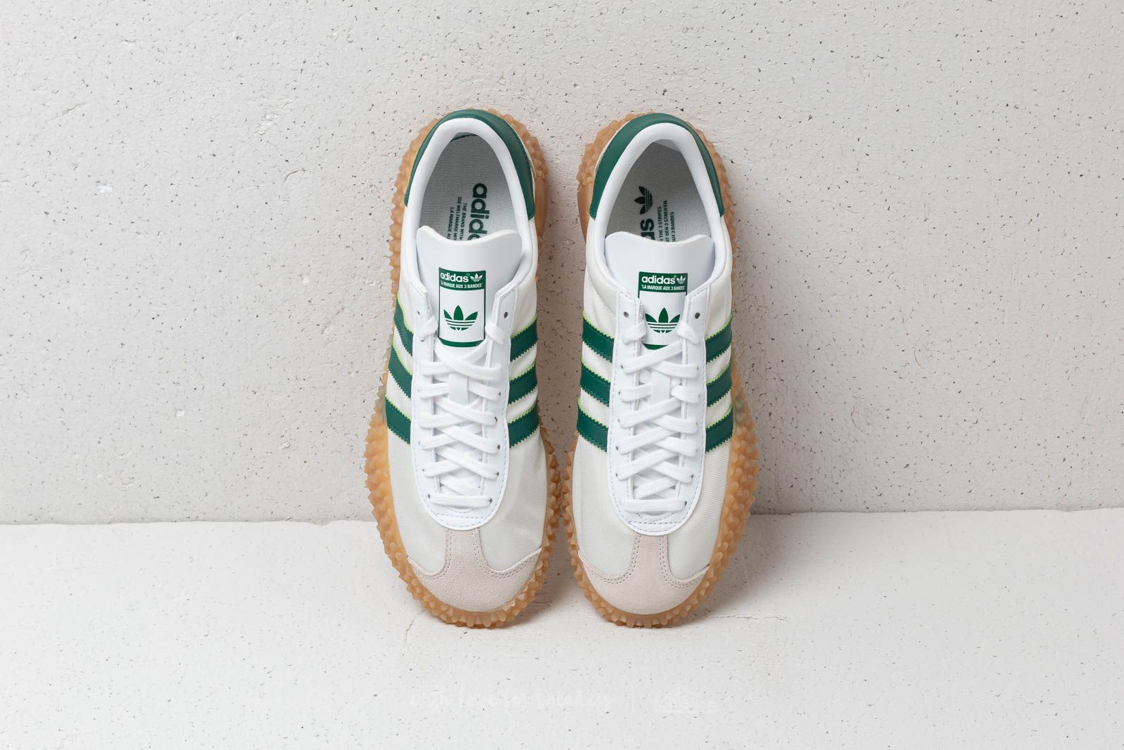 huge discount abac0 5f014 adidas Country x Kamanda Cloud White Collegiate Green Gum 3 at a great  price