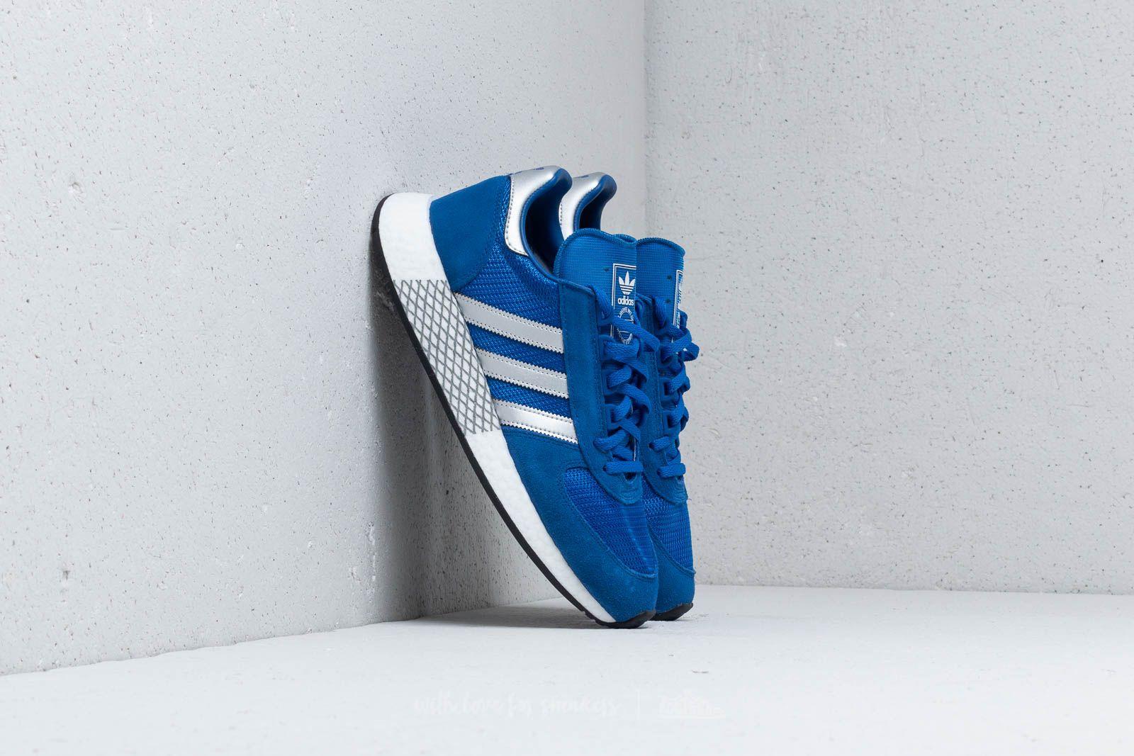 47ae559c36 adidas Marathon x 5923 Blue/ Silver Metallic/ Collegiate Royal nagyszerű  árakon 43 957 Ft