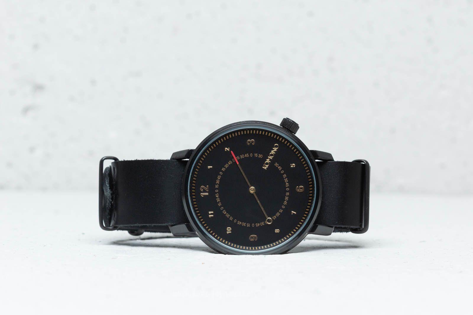 Komono The One II Watch