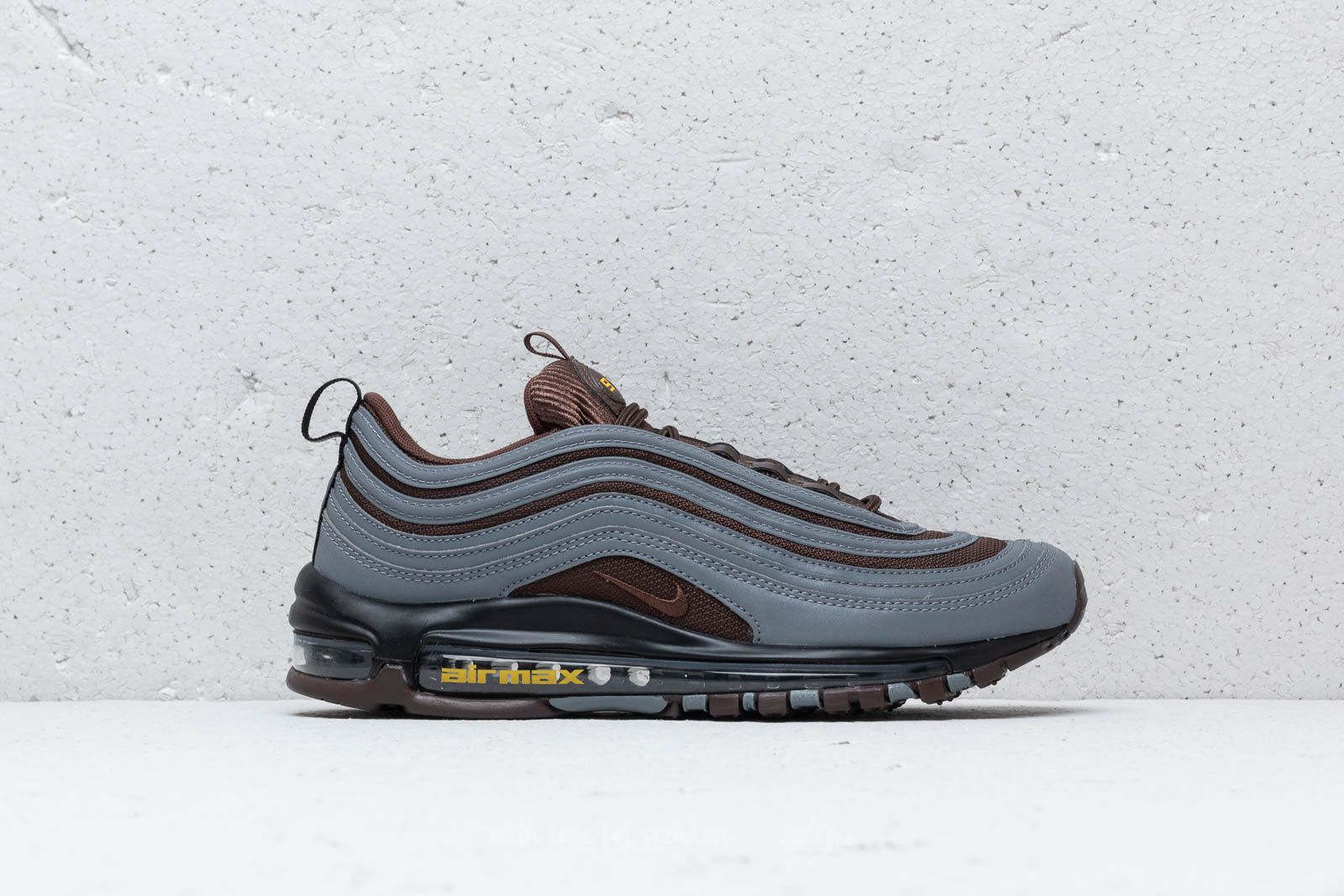 the best attitude e4b4f 28d9c Nike Air Max 97 Premium Cool Grey  Baroque Brown at a great price 180 €