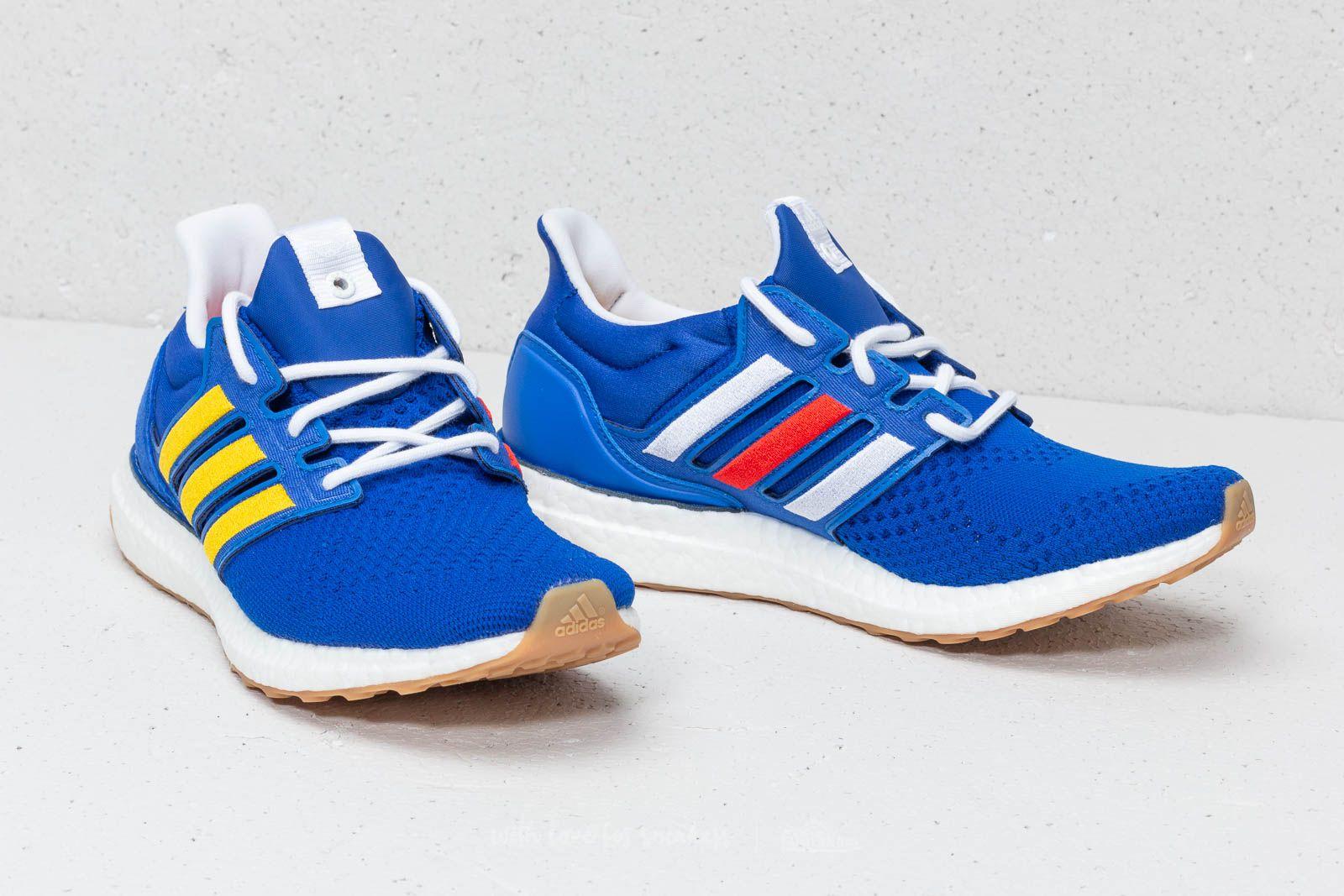 finest selection 07021 65c37 adidas Consortium x Engineered Garments Ultra Boost Blue ...