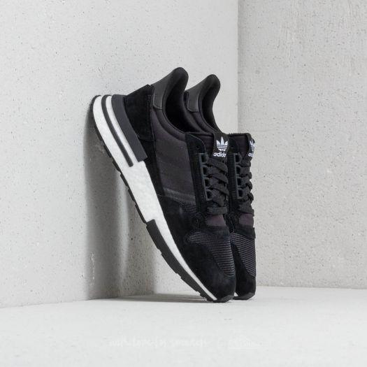 half off cf08e 7dda0 adidas ZX 500 RM Core Black  Ftw White  Core Black   Footshop