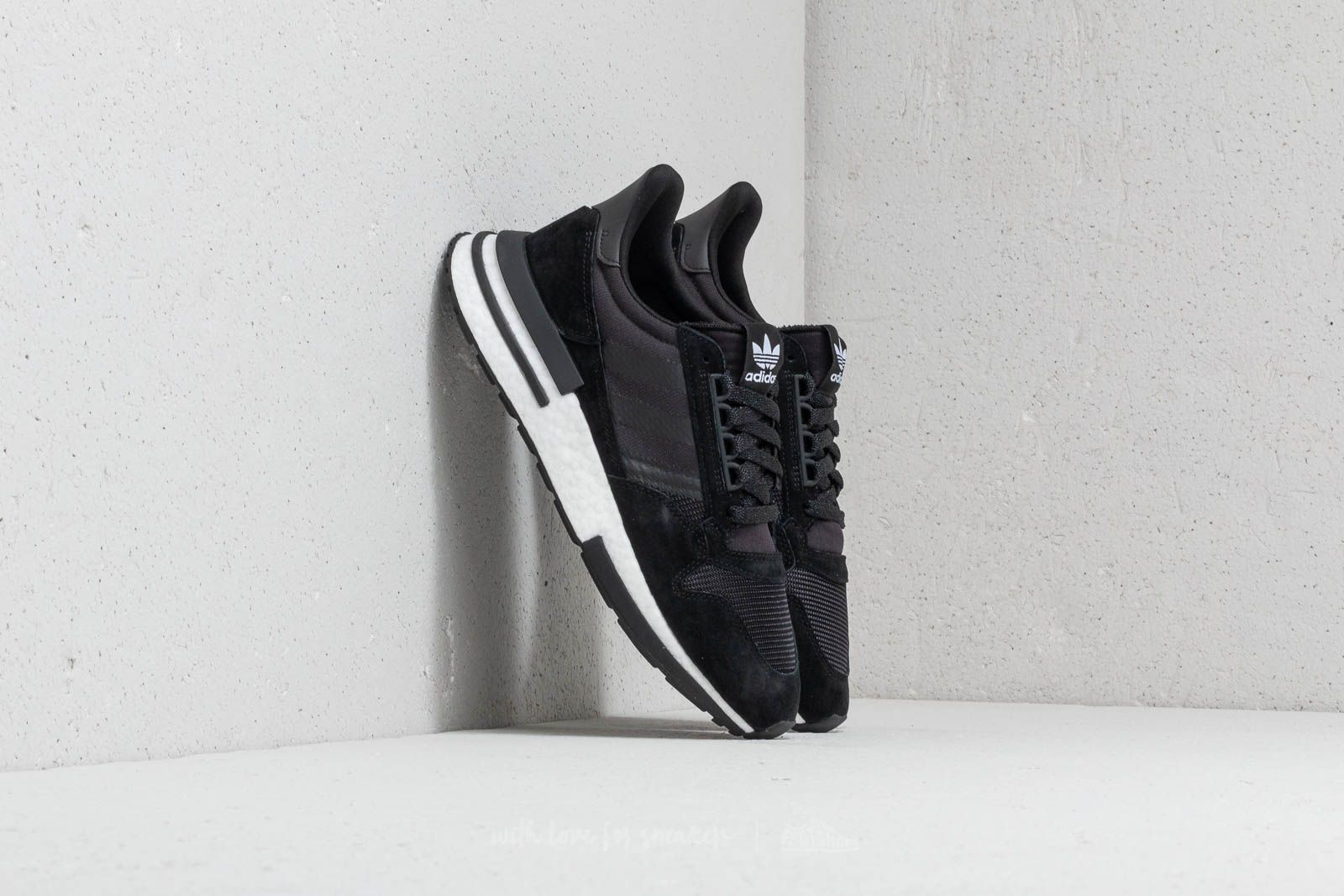 quality design 4a152 d2168 adidas ZX 500 RM Core Black Ftw White Core Black at a great price