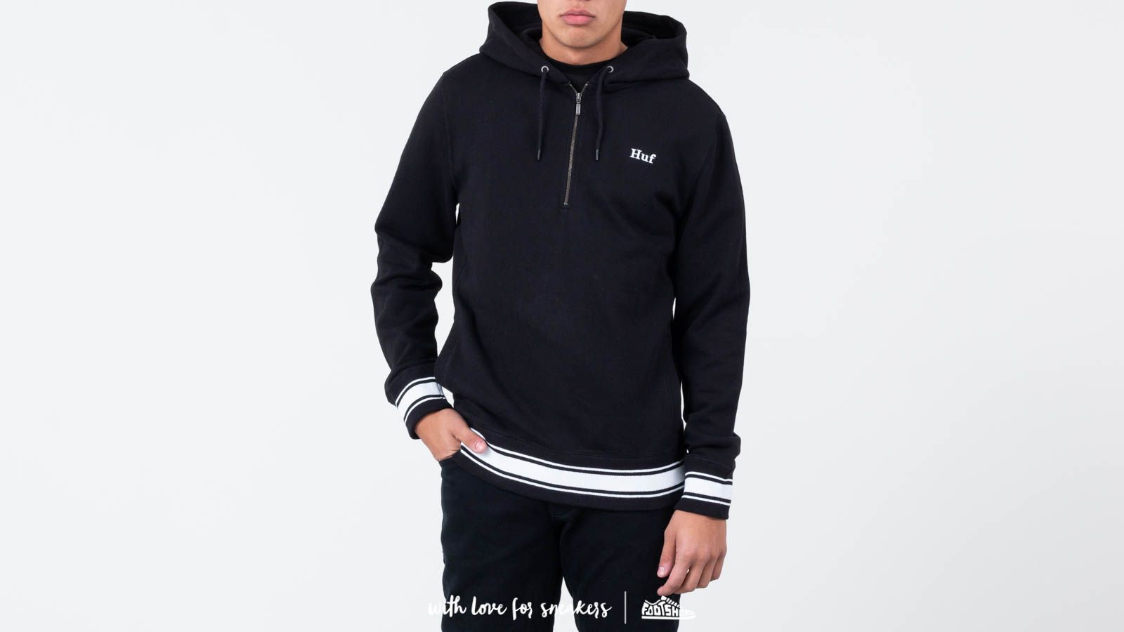 HUF Relay French Terry Pullover Hoodie