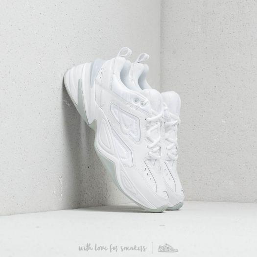 Nike M2K Tekno White/ White-Pure Platinum | Footshop