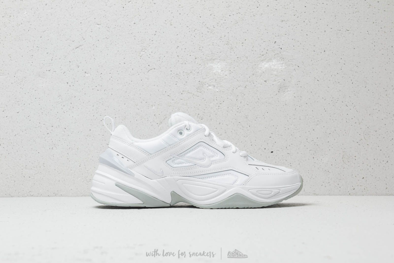sale retailer 35672 a5c6b Nike M2K Tekno White  White-Pure Platinum at a great price 99 € buy