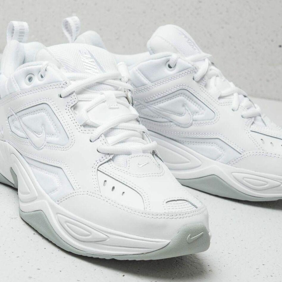 Nike M2K Tekno White/ White-Pure Platinum
