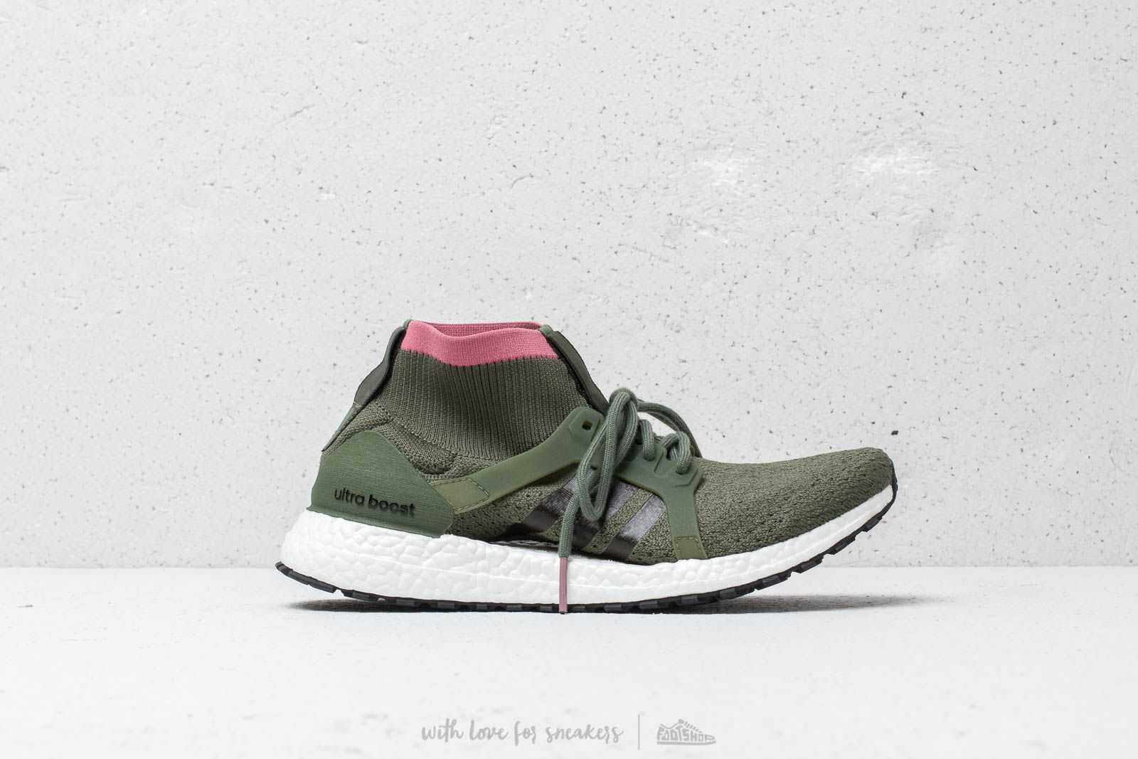 5ff01a356ce56 adidas UltraBOOST X All Terrain Trace Green at a great price 198 € buy at  Footshop