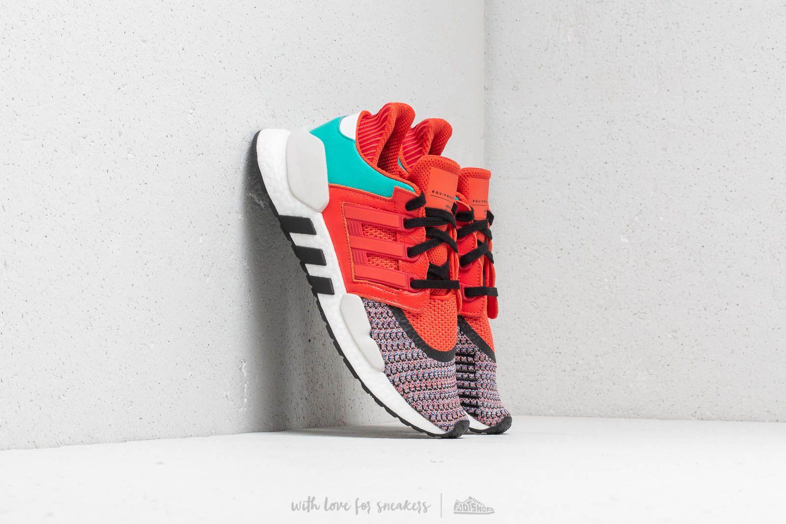 adidas EQT Support 91/18 Bold Orange/Ftw White/ Core Black za skvělou cenu 3 430 Kč koupíte na Footshop.cz