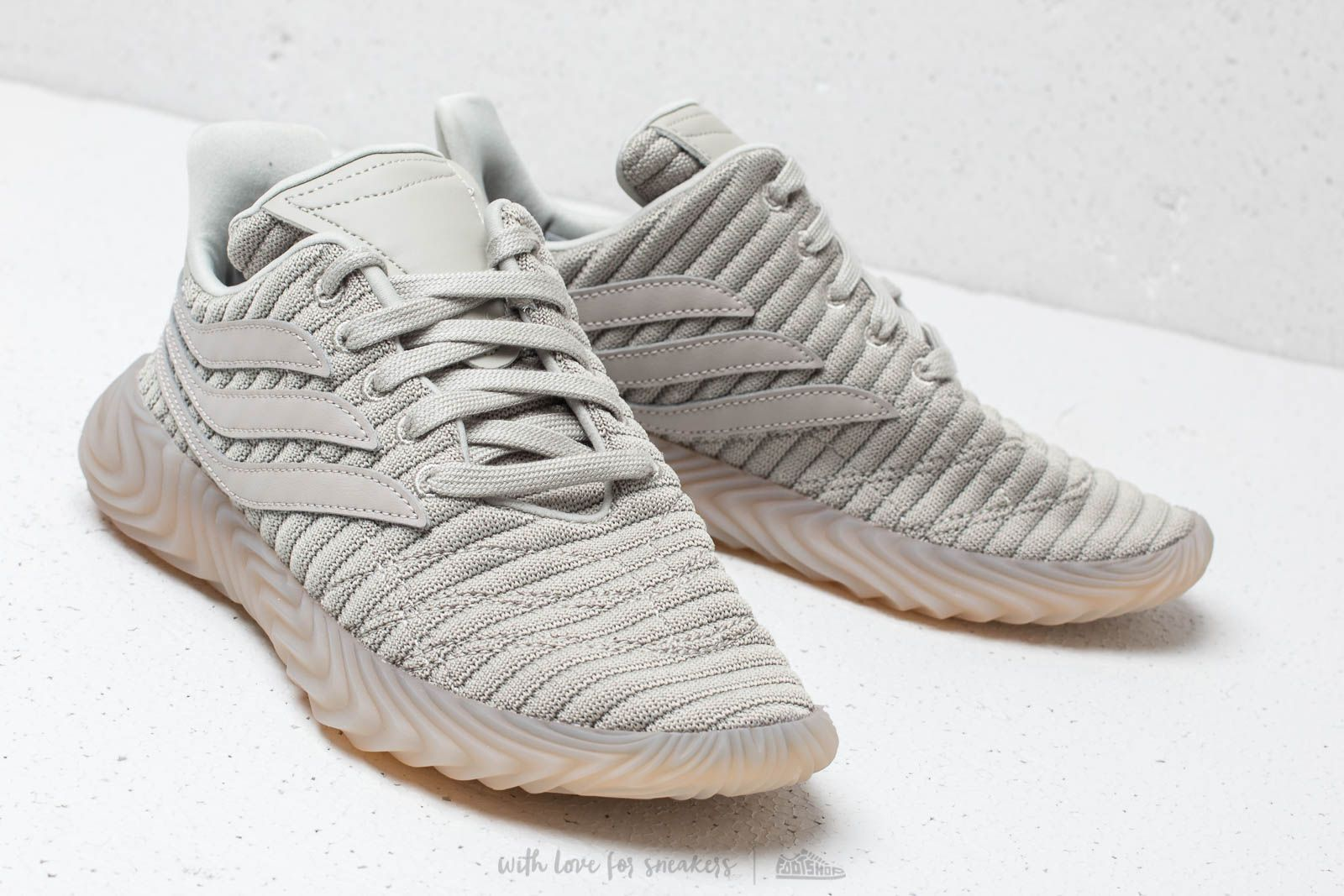 low priced 99d97 bd71a adidas Sobakov Modern J Sesame Light Brown Light Brown at a great price £