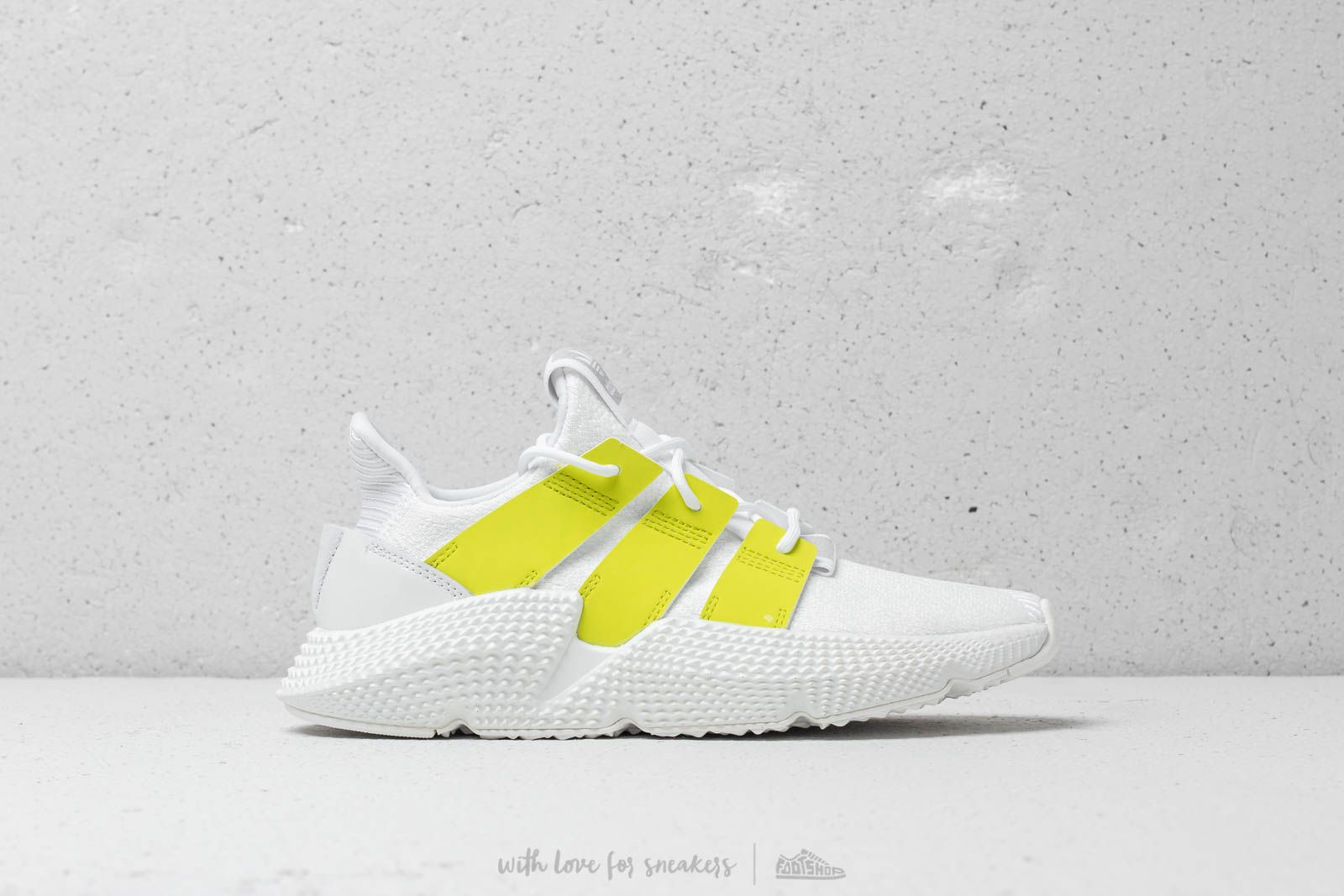 quality design 4d93d 7f13f adidas Prophere W Ftw White Semi Solar Yellow Crystal White at a great  price