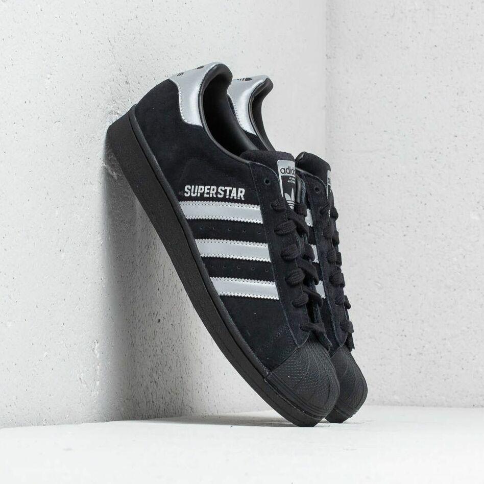 adidas Superstar Core Black/ Black/ Core Black EUR 44