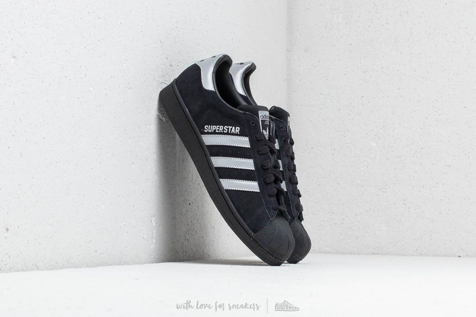 adidas Superstar Core Black/ Black/ Core Black za skvělou cenu 2 090 Kč koupíte na Footshop.cz