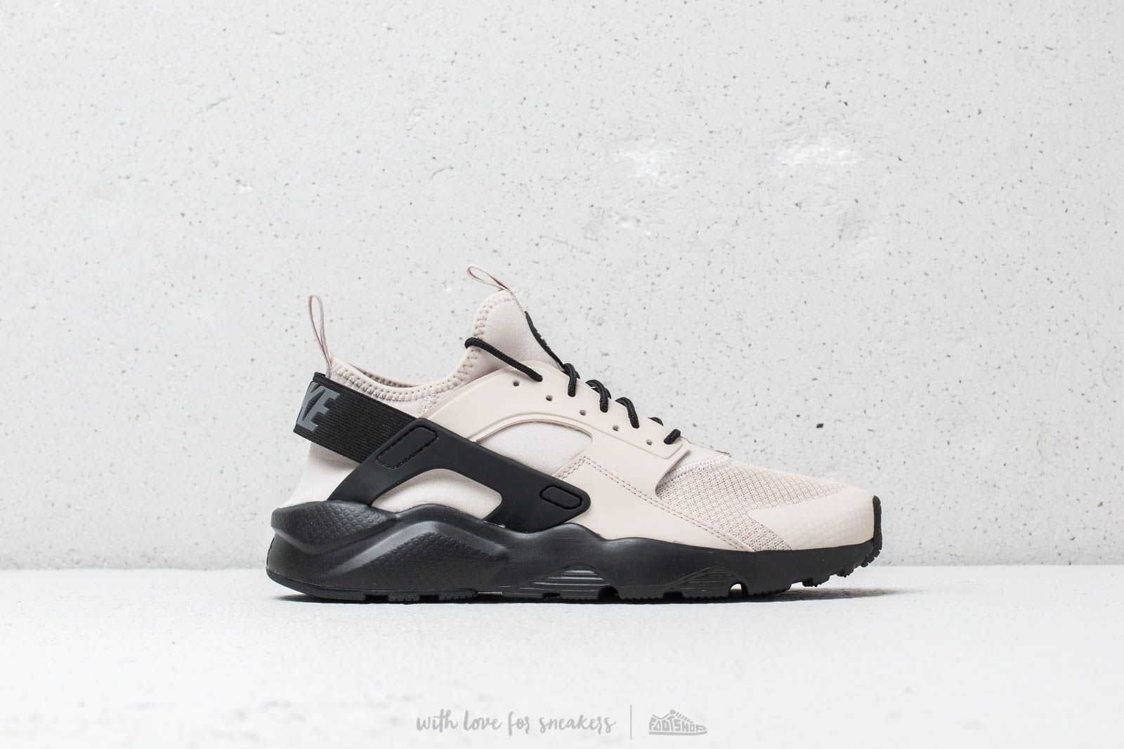 8e12eb632dca7 Nike Air Huarache Run Ultra Desert Sand  Black-Dark Grey at a great price