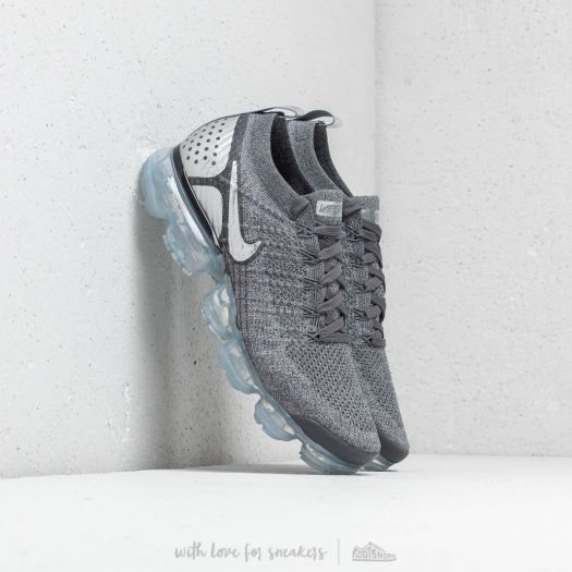 brand new da2cb 8bf7c Nike Air Vapormax Flyknit 2 Dark Grey/ Chrome-Dark Grey ...