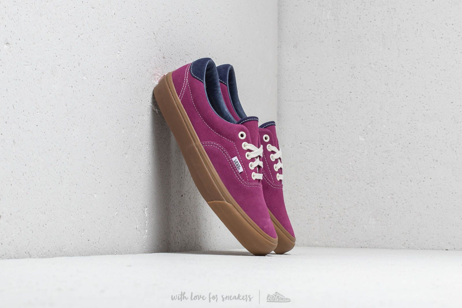 3e07aaa980c Vans OG Era 59 LX (Suede) Amaranth/ Eclipse at a great price 91