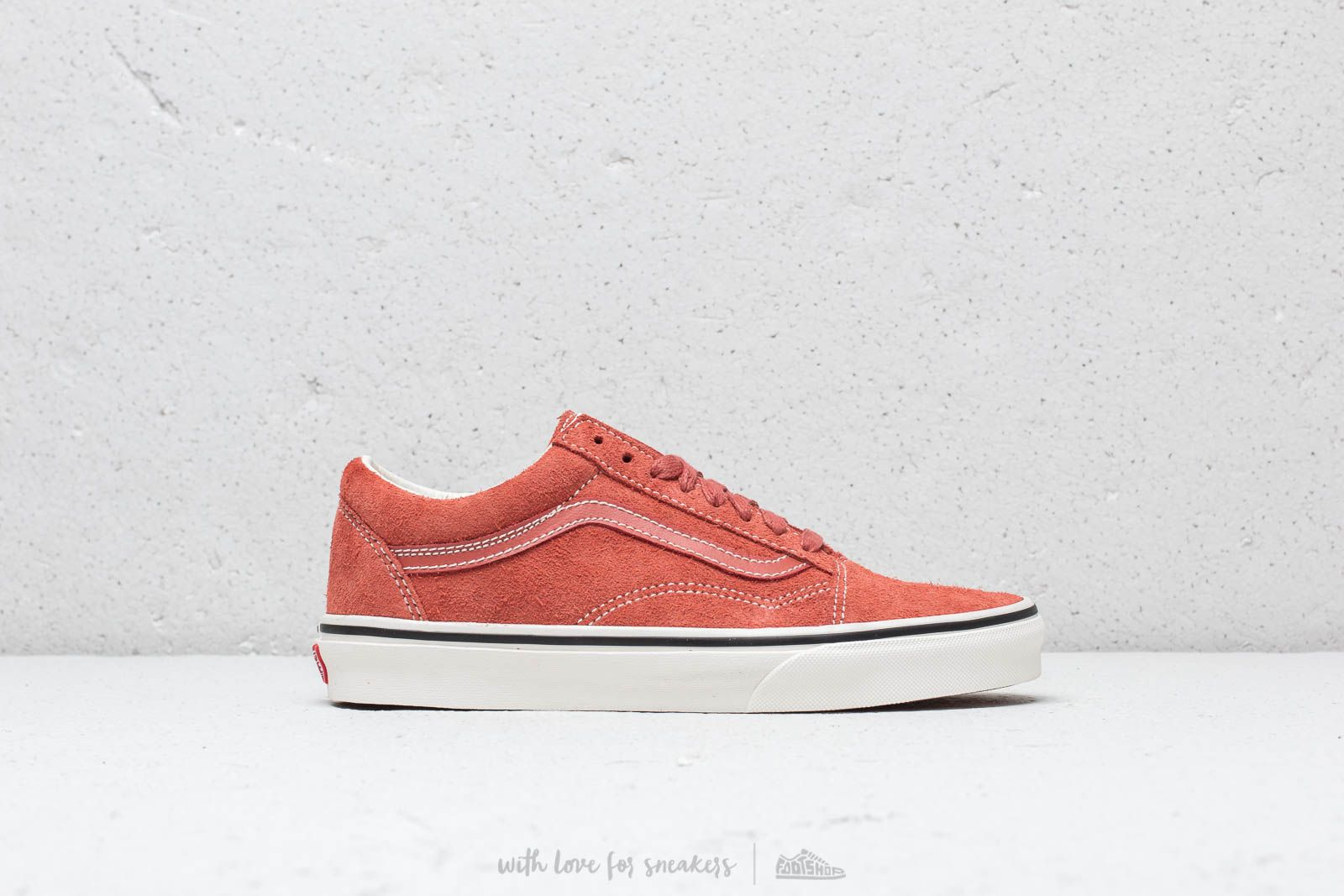 Vans Old Skool (Hairy Suede) Hot Sauce at a great price 69 € buy a3fcddd69