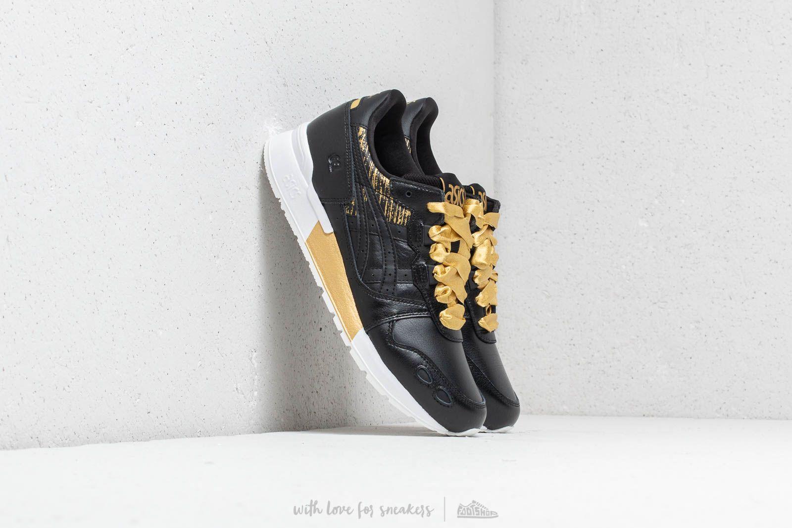 Asics Gel-Lyte Black/ Black za skvělou cenu 1 500 Kč koupíte na Footshop.cz