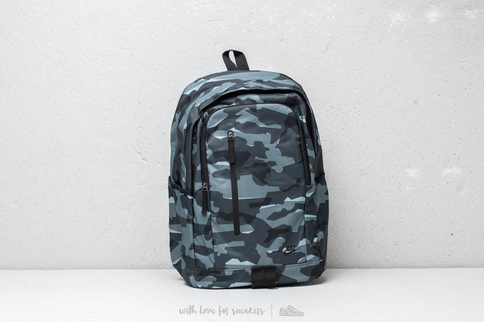Soleday All Camo Backpack Nike Footshop Access Grey 7OCEq