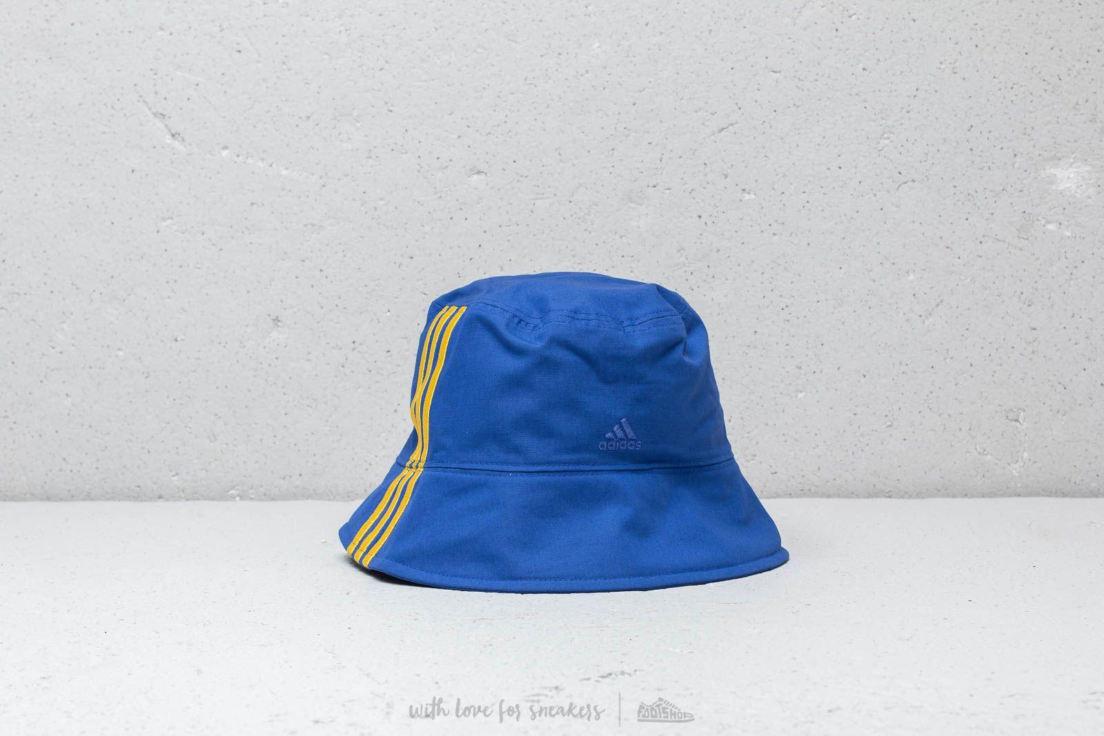 60e9961c adidas x Engineered Garments Bucket Hat Boblue au meilleur prix 62 €  Achetez sur Footshop