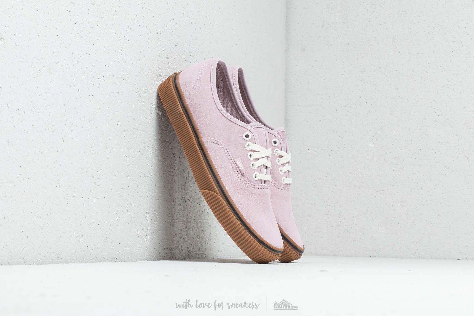 Men's shoes Vans Authentic (Suede