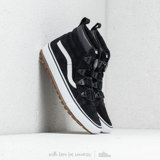 ... Vans Sk8-Hi BOA (MTE) Black True White Footshop low price fda0c cc928  ... ca3b8e57b