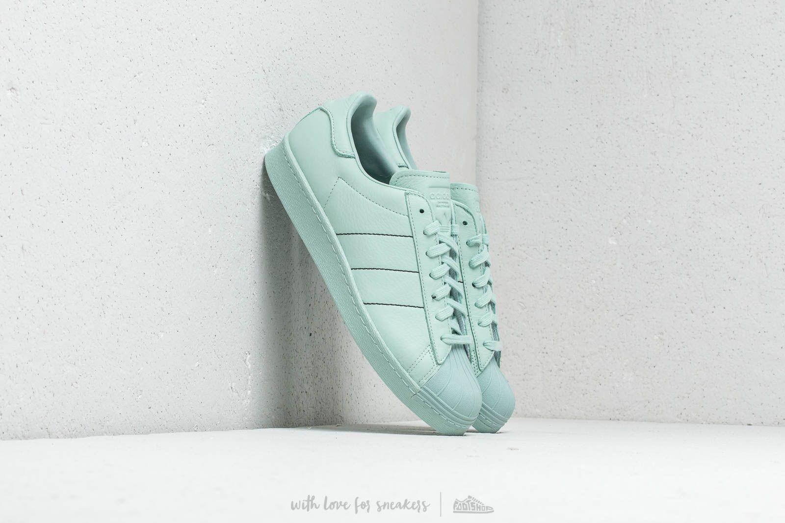 adidas Superstar 80s Ash Green/ Ash Green/ Ash Green za skvelú cenu 77 € kúpite na Footshop.sk