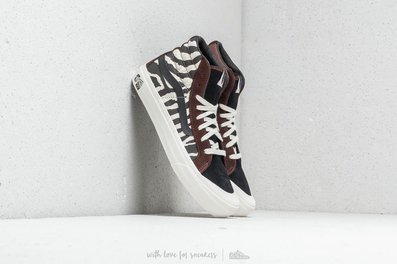 Vans x Taka Hayashi Style 138 LX Zebra za skvělou cenu 1 770 Kč koupíte na Footshop.cz