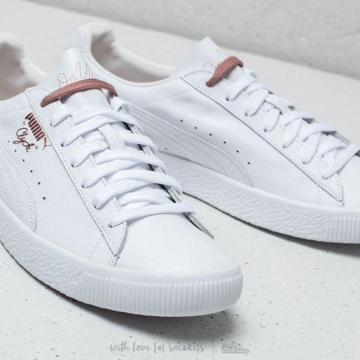 shoes Puma x Emory Jones Clyde Puma White