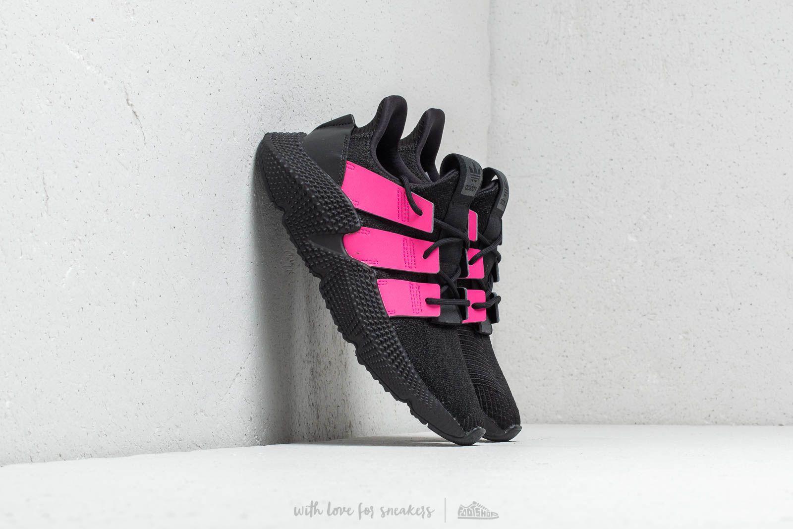 adidas Prophere W Core Black Shock Pink Carbon | Footshop