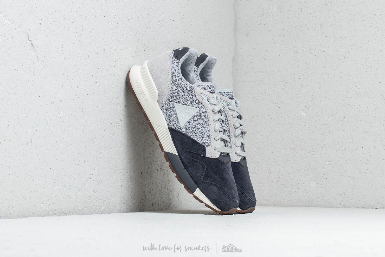 Men's shoes Le Coq Sportif Omega x Wool Galet/ Nine Iron