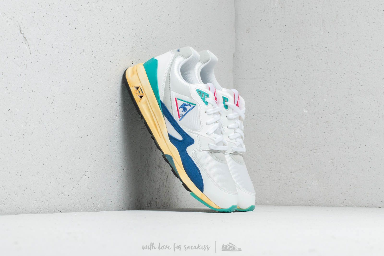 le coq sportif LCS R800 OG Optical White