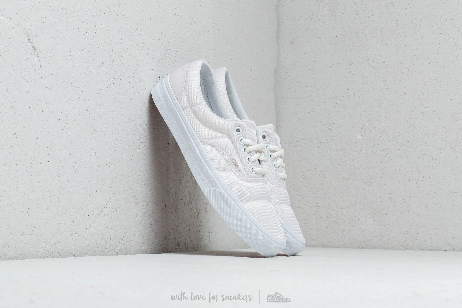 Vans Era Puffer True White za skvělou cenu 1 140 Kč koupíte na Footshop.cz