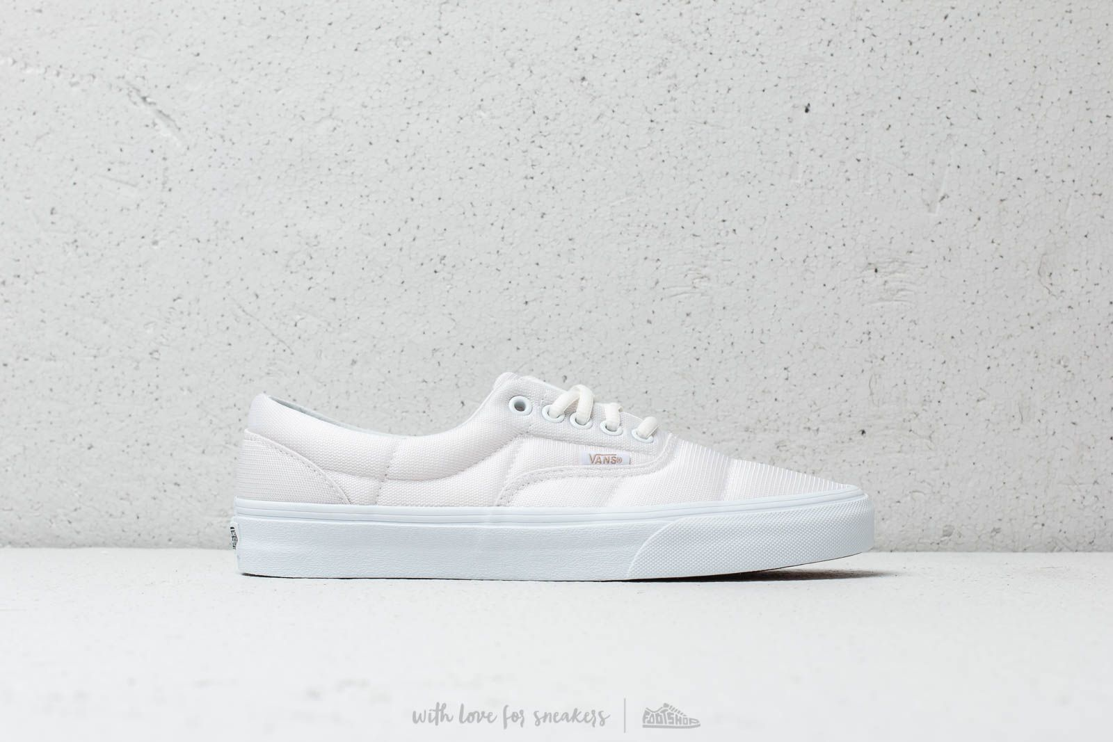 79eb530711b Vans Era (Puffer) True White at a great price 86 € buy at Footshop
