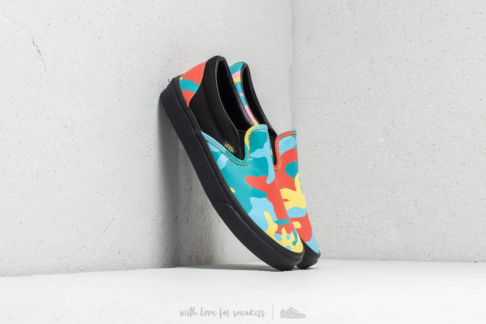 Men's shoes Vans Classic Slip-On (Neon