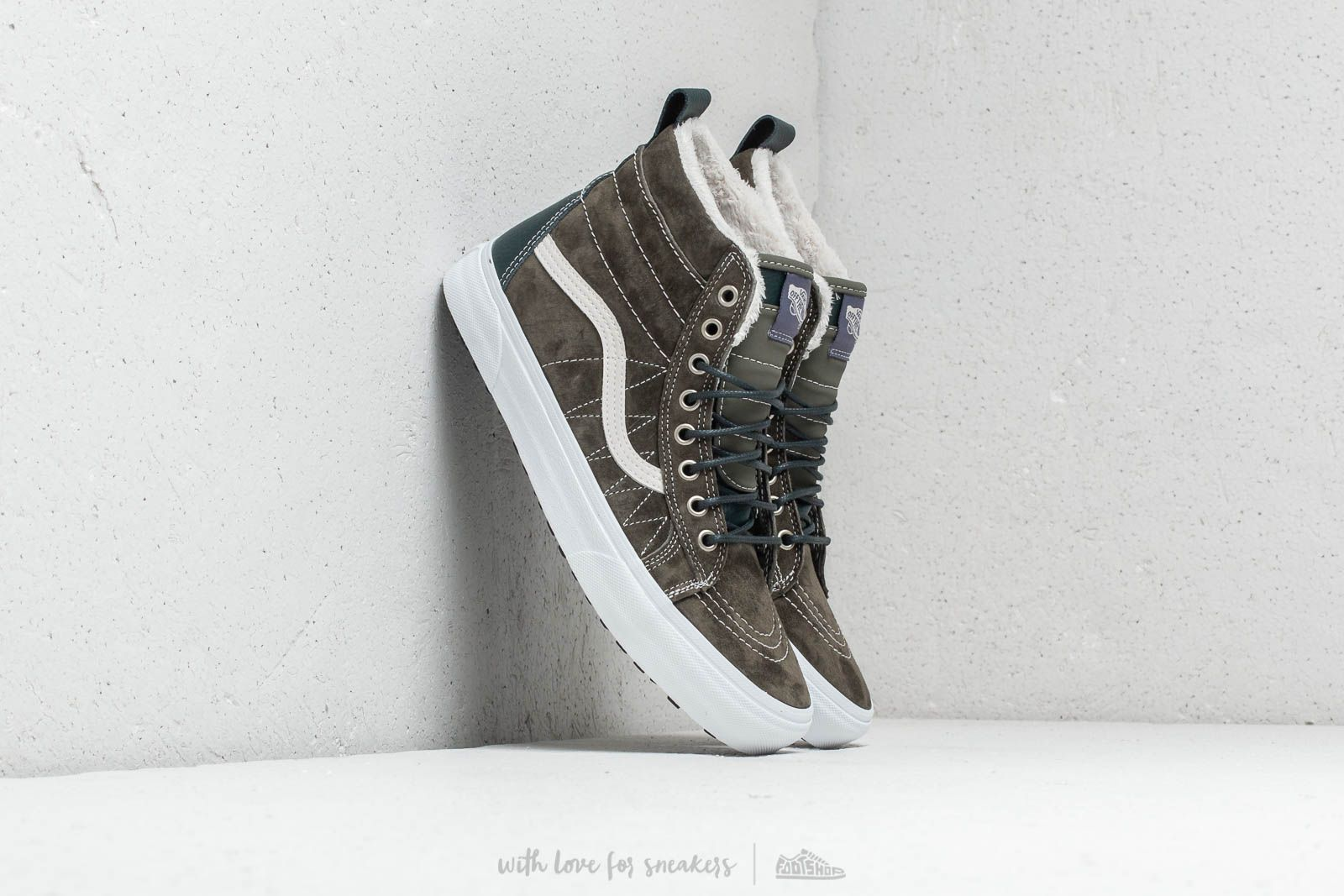 Vans Sk8-Hi MTE Dusty Olive/Darkest Spruce at a great price 83 € buy at Footshop