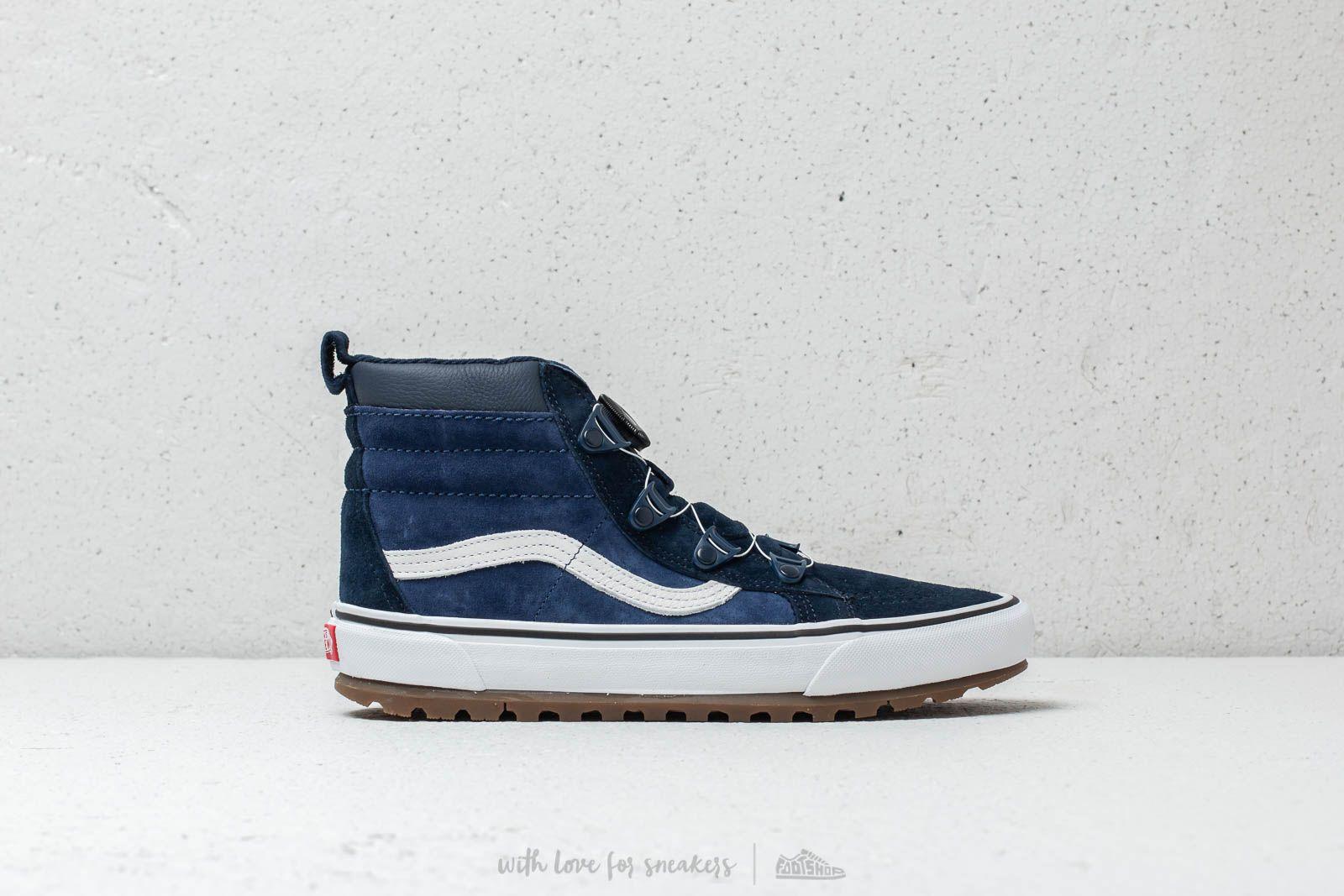 Vans Sk8-Hi BOA (MTE) Navy/ True White | Footshop