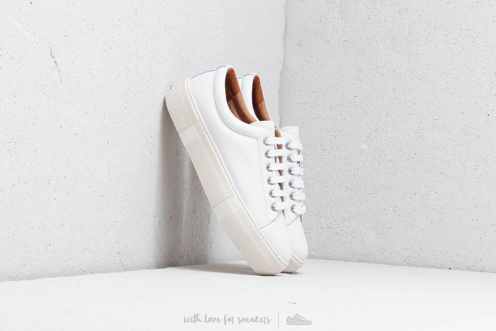 Hope Sam Sneaker White za skvělou cenu 3 600 Kč koupíte na Footshop.cz