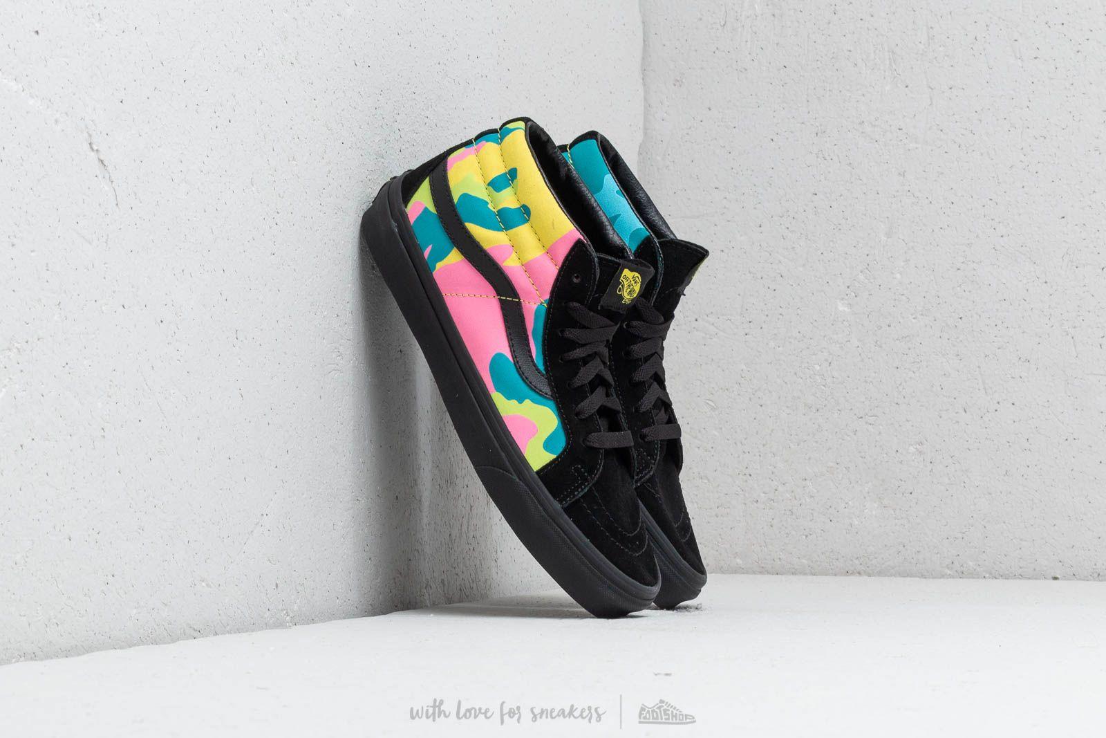 Men's shoes Vans Sk8-Mid Reissue (Neon